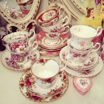 宇宙人女子のお茶会